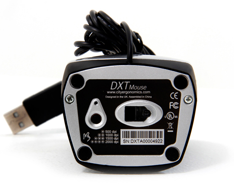 Image of Weight Zinc Base on DXT Mouse 2